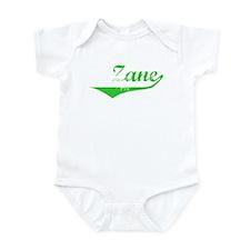 Zane Vintage (Green) Infant Bodysuit