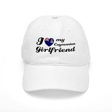 I love my Caymanian Girlfriend Baseball Cap