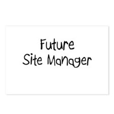 Future Site Manager Postcards (Package of 8)