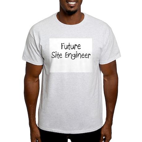 Future Site Engineer Light T-Shirt