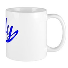 Jordy Vintage (Blue) Coffee Mug