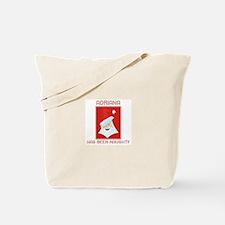 ADRIANA has been naughty Tote Bag