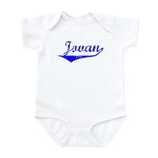 Jovan Vintage (Blue) Infant Bodysuit