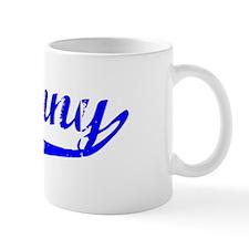Jovanny Vintage (Blue) Coffee Mug