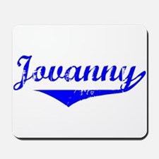 Jovanny Vintage (Blue) Mousepad