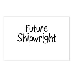 Future Shipwright Postcards (Package of 8)