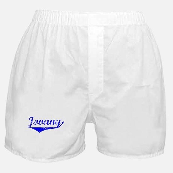 Jovany Vintage (Blue) Boxer Shorts