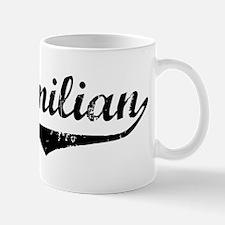 Maximilian Vintage (Black) Small Small Mug