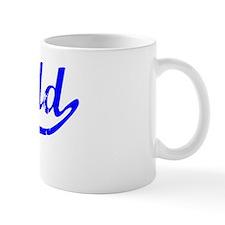 Judd Vintage (Blue) Mug