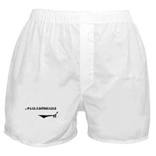 Maximillian Vintage (Black) Boxer Shorts