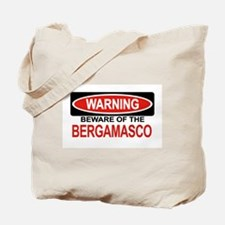 BERGAMASCO Tote Bag