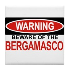 BERGAMASCO Tile Coaster