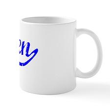 Gaven Vintage (Blue) Small Mug