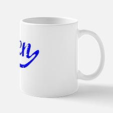 Gaven Vintage (Blue) Small Small Mug