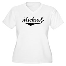 Michael Vintage (Black) T-Shirt