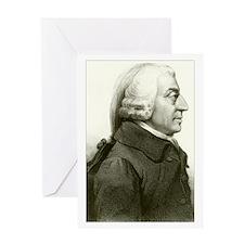Adam Smith Greeting Card