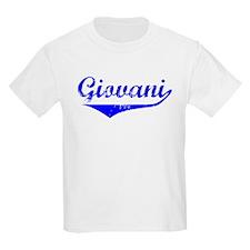 Giovani Vintage (Blue) T-Shirt