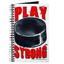 Play Strong Hockey Journal