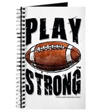 Play Strong Football Journal