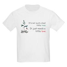 Blockhead Tree Kids T-Shirt