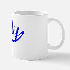 Grady Vintage (Blue) Mug