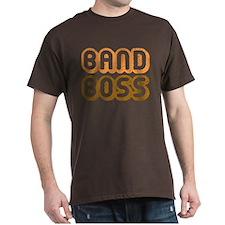Band Boss T-Shirt