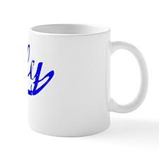 Keely Vintage (Blue) Mug