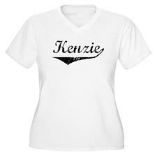 Kenzie Vintage (Black) T-Shirt