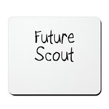 Future Scout Mousepad