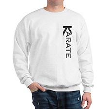 Karate Black Belt K Sweatshirt