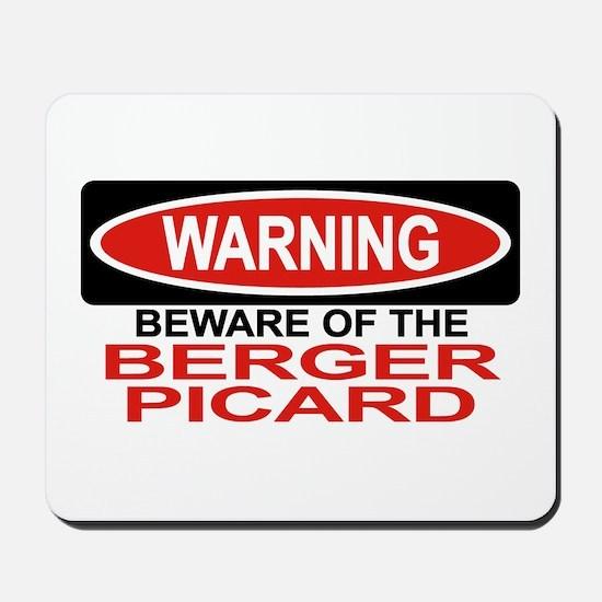 BERGER PICARD Mousepad