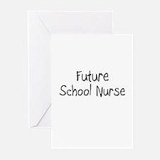 Future School Nurse Greeting Cards (Pk of 10)