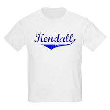 Kendall Vintage (Blue) T-Shirt