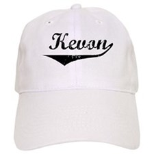 Kevon Vintage (Black) Cap