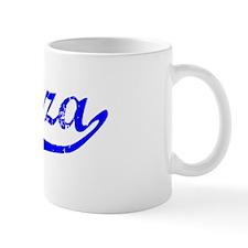Hamza Vintage (Blue) Small Mug