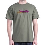 Snowmobiling Dark T-Shirt