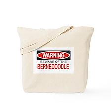 BERNEDOODLE Tote Bag