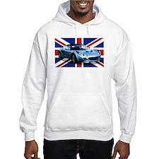 """Polar Blue Elise UK"" Hoodie"