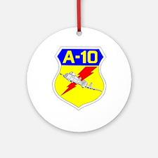 A-10 IV Ornament (Round)