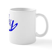 Koby Vintage (Blue) Coffee Mug