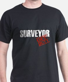 Off Duty Surveyor T-Shirt