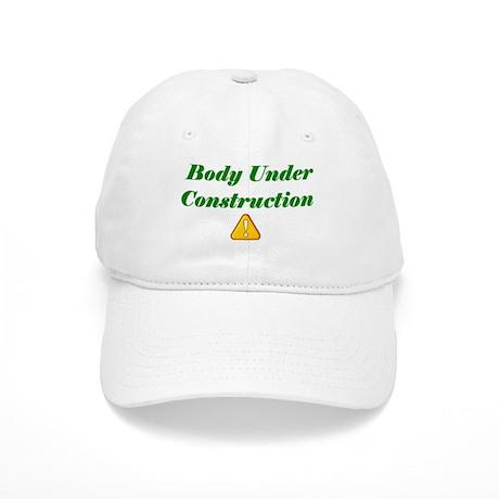 Body under construction Cap