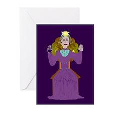 Goddess Thunder Greeting Cards (Pk of 10)