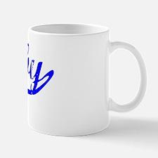Kolby Vintage (Blue) Mug