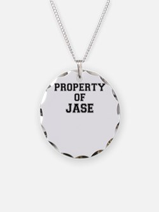 Property of JASE Necklace