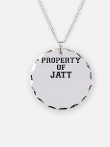 Property of JATT Necklace