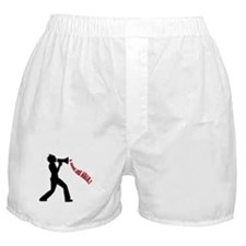 I took the walk Boxer Shorts