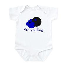 Cute Storytelling Infant Bodysuit