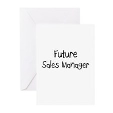 Future Sales Manager Greeting Cards (Pk of 10)