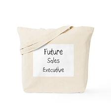 Future Sales Executive Tote Bag